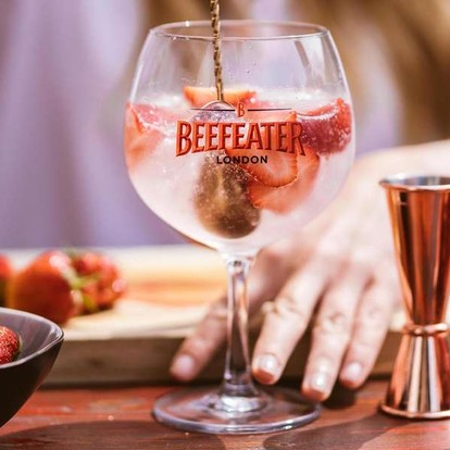 BEEFEATER PINK YOUR GIN